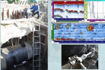 Examinarea PA - Corrosion Mapping