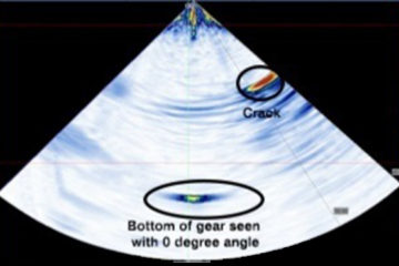 Examinarea cu ultrasunete prin metoda Phased Array